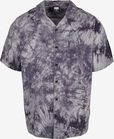 Urban Classics Košeľa - tmavomodrá / biela, Produkt