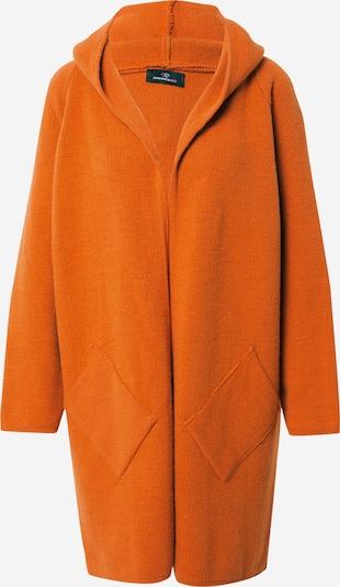 Zwillingsherz Pletený kabát 'Annabell' - tmavooranžová, Produkt