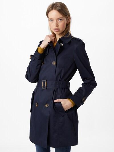 ESPRIT Between-seasons coat in navy, View model