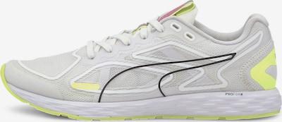 PUMA Loopschoen in de kleur Geel / Grijs / Wit, Productweergave