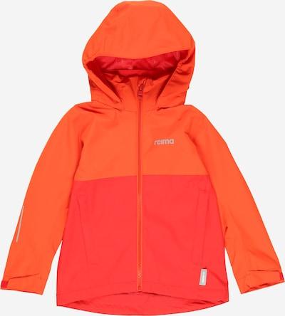 Giacca di mezza stagione 'Nivala' Reima di colore rosso arancione / rosso chiaro, Visualizzazione prodotti