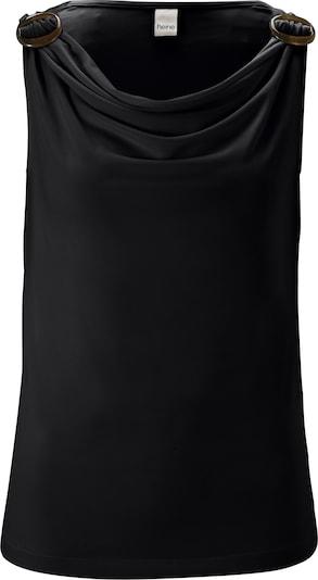 heine Top in schwarz, Produktansicht