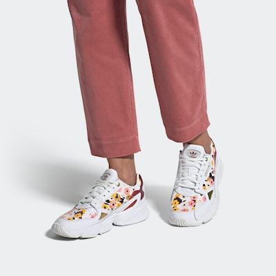 Geblümte ADIDAS ORIGINALS Sneaker 'Falcon'