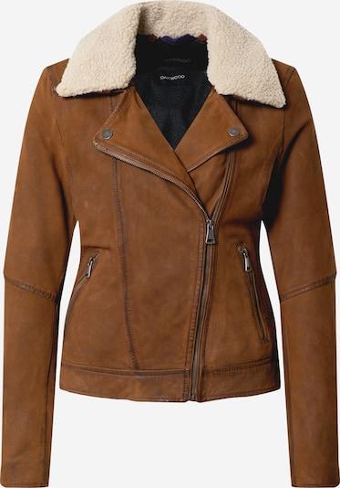 OAKWOOD Prijelazna jakna 'Follower' u smeđa, Pregled proizvoda