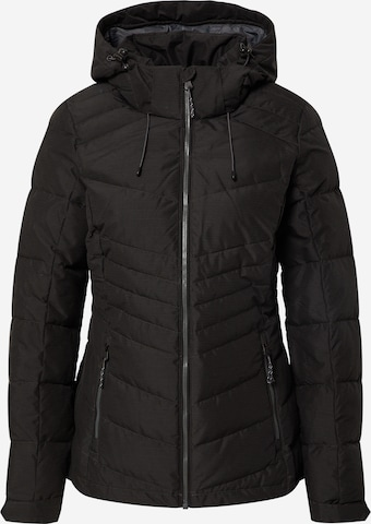KILLTEC Outdoor Jacket in Black