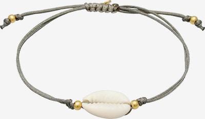 ELLI Armband in de kleur Goud / Greige, Productweergave