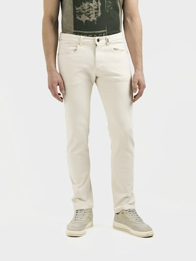 CAMEL ACTIVE Jeans in offwhite, Modelansicht