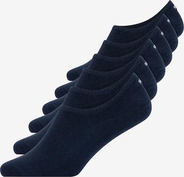 SNOCKS Füßlinge in Blau