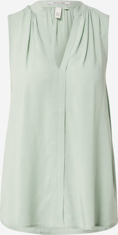 Q/S by s.Oliver Blouse in Groen