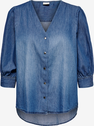 JACQUELINE de YONG Blouse 'Oslo' in Blue denim, Item view