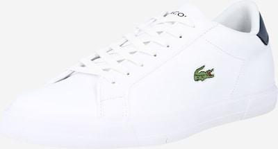 LACOSTE Sneaker 'LEROND' in navy / weiß, Produktansicht