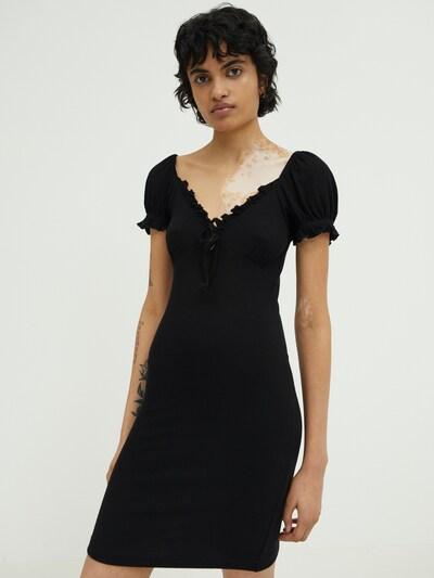 EDITED Šaty 'Noemi' - čierna, Model/-ka