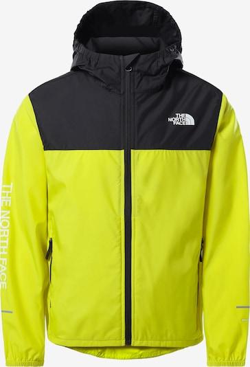 THE NORTH FACE Outdoorjas 'B REACTOR WIND JACKET' in de kleur Groen, Productweergave