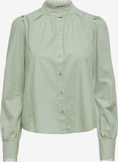 ONLY Bluse 'Vina' in mint, Produktansicht