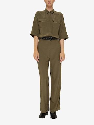 Esprit Collection Jumpsuit in Groen