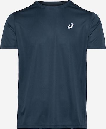 ASICS Funktionsshirt 'Katakana' in Blau