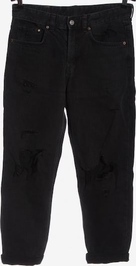 H&M Boyfriendjeans in 27-28 in schwarz, Produktansicht
