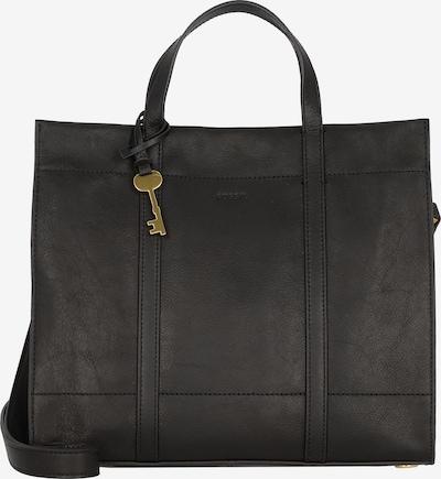 FOSSIL Carmen Handtasche Leder 30 cm in schwarz, Produktansicht