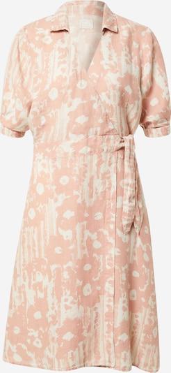 120% Lino Kleid in pastellpink / weiß, Produktansicht