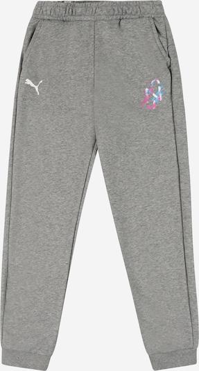 PUMA Pantalón 'NEYMAR JR CREATIVITY' en azul / gris moteado / rosa / blanco, Vista del producto