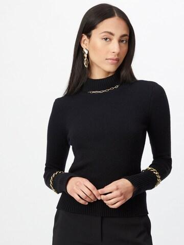 PATRIZIA PEPE Пуловер в черно