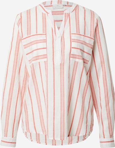 Camicia da donna 'Sandy' Kaffe di colore rosso pastello / bianco, Visualizzazione prodotti