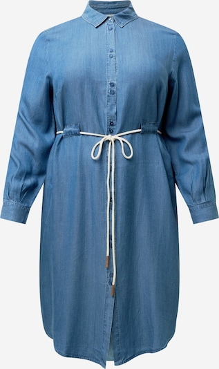 MY TRUE ME Dress in Blue denim, Item view