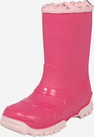 ELEFANTEN Rubber Boots in Pink