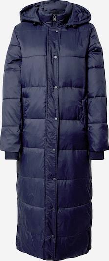 SISTERS POINT Płaszcz zimowy w kolorze granatowym: Widok z przodu