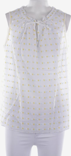 TOMMY HILFIGER Top / Seidentop in M in weiß, Produktansicht