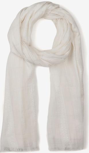 Ulla Popken Schal in weiß, Produktansicht