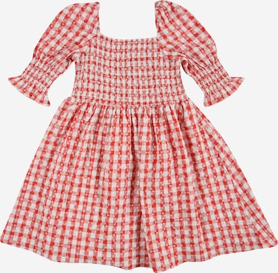 Bardot Junior Kleid in rot / weiß, Produktansicht