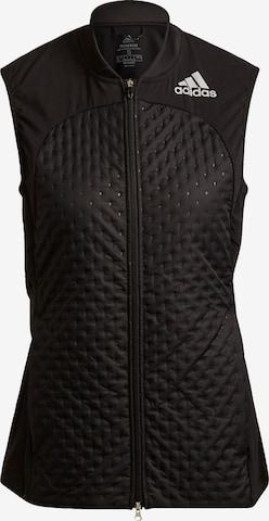 ADIDAS PERFORMANCE Sports Vest 'Adizero' in Black