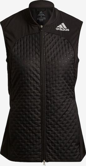 ADIDAS PERFORMANCE Sportski prsluk 'Adizero' u crna / bijela, Pregled proizvoda