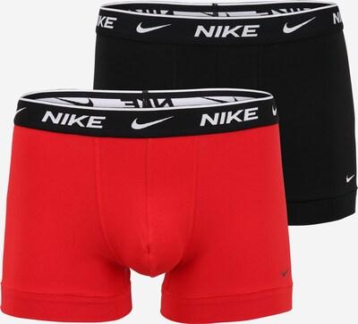 NIKE Sportovní spodní prádlo - červená / černá, Produkt