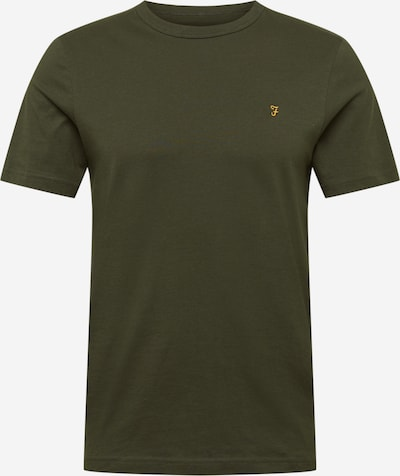 Tricou 'DANNY' FARAH pe oliv, Vizualizare produs
