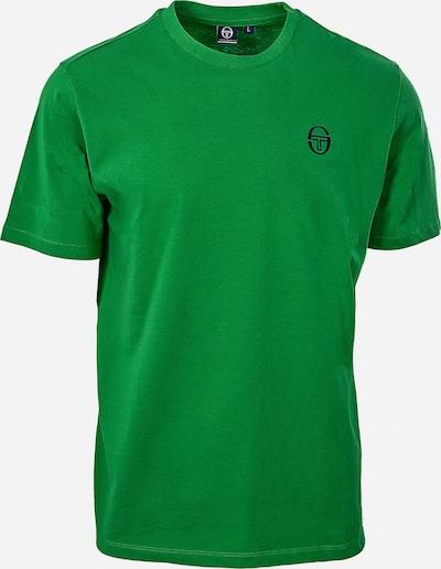 Sergio Tacchini Sportshirt in grün, Produktansicht