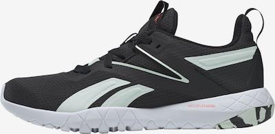 Pantofi sport 'MEGA FLEXAGON' REEBOK pe negru / alb, Vizualizare produs