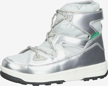 Benetton Footwear Snowboots in Zilver