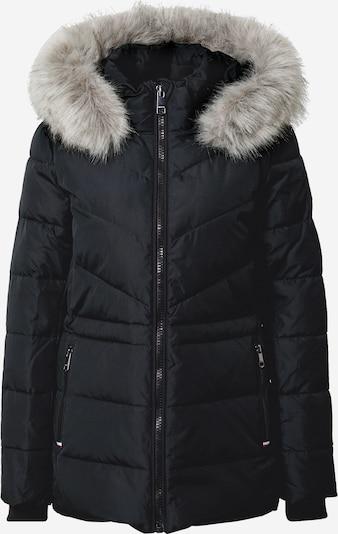 TOMMY HILFIGER Winterjas 'SORONA' in de kleur Zwart, Productweergave