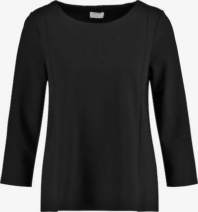GERRY WEBER Shirt in schwarz, Produktansicht
