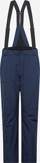 Schöffel Outdoorbroek 'Bern1' in de kleur Navy, Productweergave