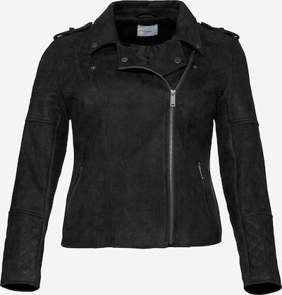 SHEEGO Tussenjas in de kleur Zwart, Productweergave