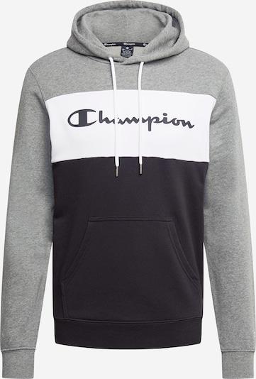Champion Authentic Athletic Apparel Mikina - noční modrá / šedý melír / bílá, Produkt