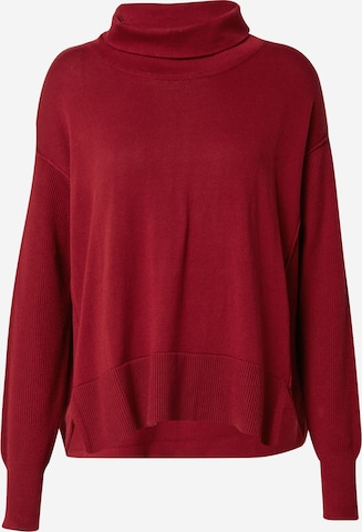 EDC BY ESPRIT Sweater in Red