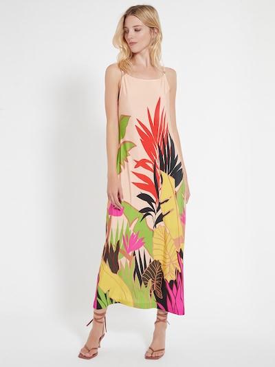Ana Alcazar Kleid 'Cepty' in mischfarben, Modelansicht