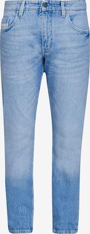Q/S by s.Oliver Slim Fit: Slim leg-Jeans in Blau