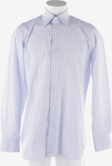 Finamore Hemd in L in blau / weiß, Produktansicht