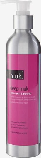muk Haircare Shampoo 'Ultra Soft' in weiß, Produktansicht