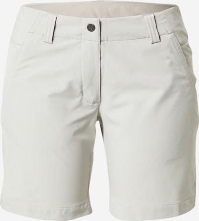 VAUDE Pantalon outdoor 'Skomer III' en argent, Vue avec produit